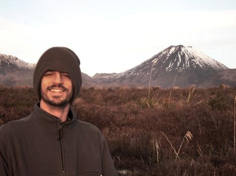 Ngauruhoe, NZ